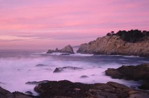 Massachusetts Coastal Scenery