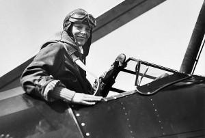 Important Americans: Amelia Earhart