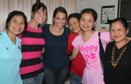 Katherine Volunteering in Thailand