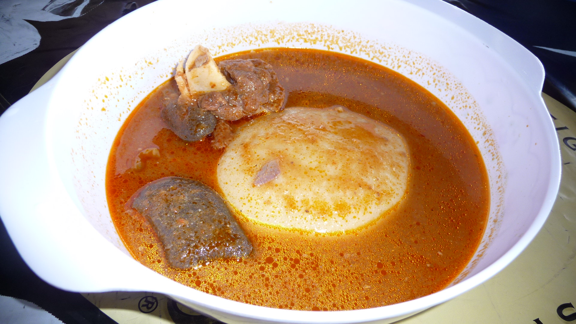 Ghanaian cuisine 101 interexchange for Authentic african cuisine from ghana