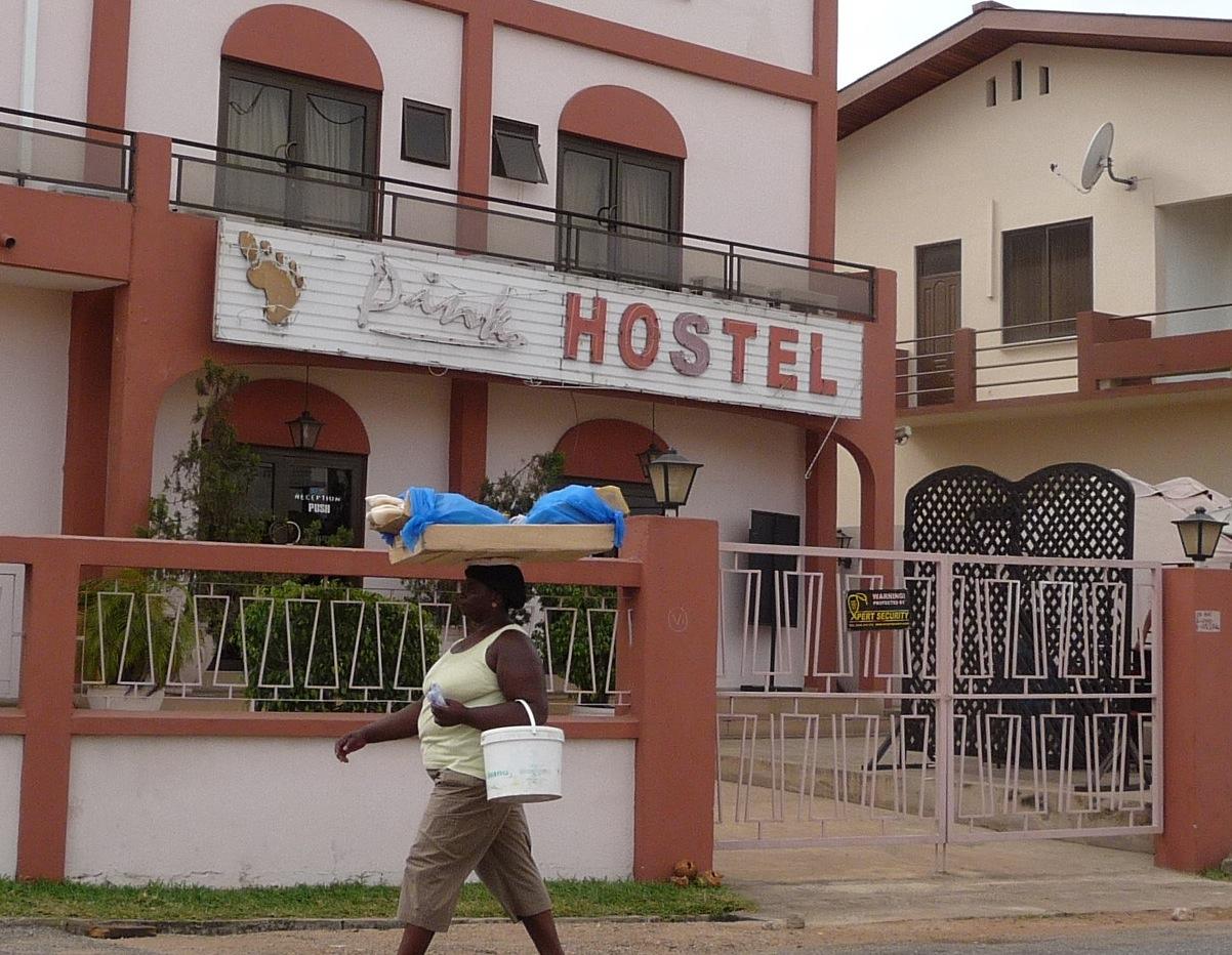 My Hostel in Accra, Ghana
