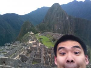 Tomhu Machu Pichu