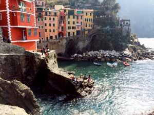 Weekend in Cinque Terre