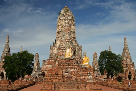 Exploring Thailand