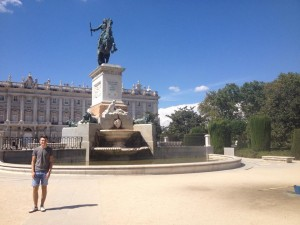 Joseph in Spain