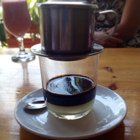 There is much to love about Vietnamese coffee.