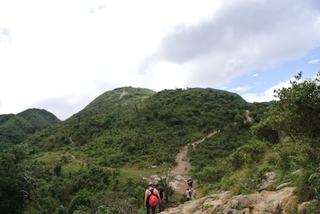 Hiking in Vietnam