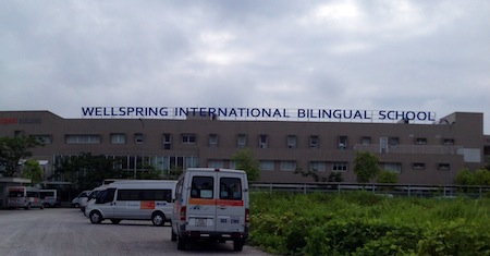 Wellspring International Bilingual School in Vietnam
